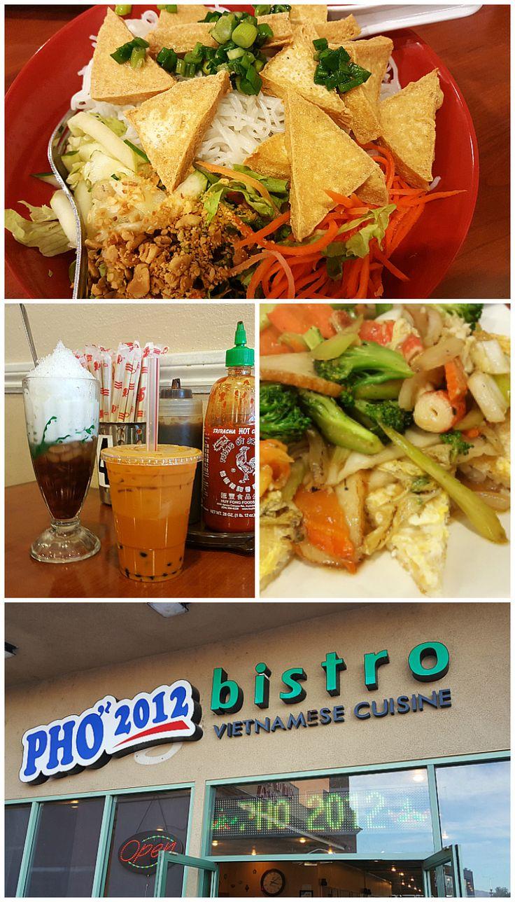 Pho 2012 Bistro - Anaheim, California