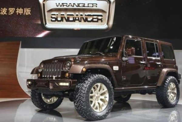 2014 Jeep Wrangler Sundancer Photos1 600x403 2014 Jeep Wrangler Sundancer Full Review With Images