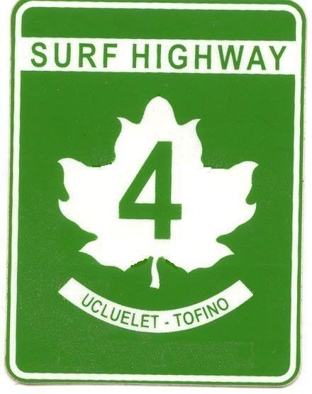 surfing Tofino Ucluelet Vancouver Island