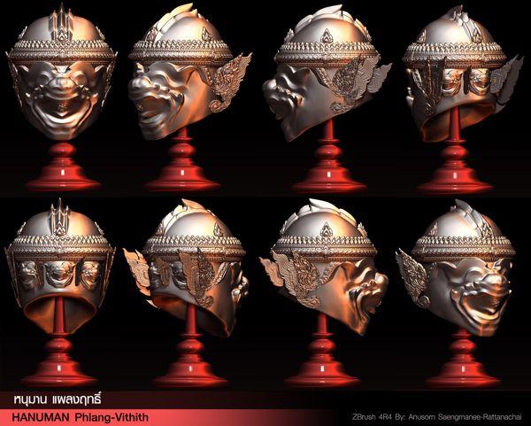 Character Design Hanuman : Best anusorn s r images on pinterest character design
