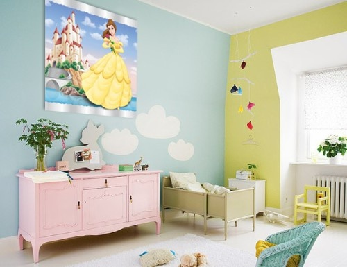 1000 images about art culos para la casa on pinterest for Cuartos de princesas