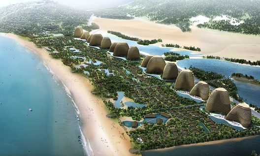 Chapman Taylors Ecopark Masterplan Receives Vietnamese Government Approval