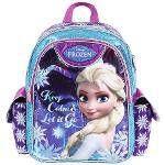 Mochila Escolar Frozen Elsa Dermiwil 37106