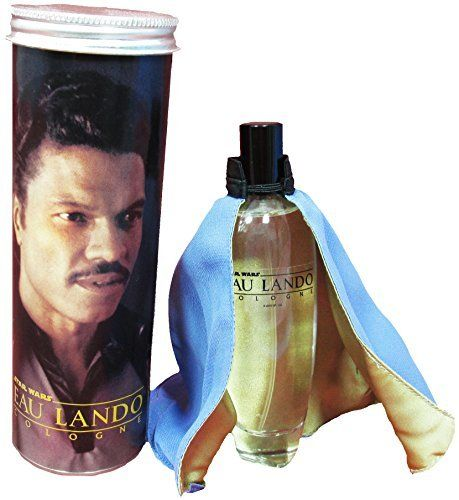 Lando Calrissian Star Wars Cologne Fragrance Star Wars Celebration 5 Convention Exclusive //Price: $39.99 & FREE Shipping //     #starwarsfan