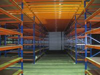 Heavy Duty Racking System is used when other racking would be under great strain. Heavy Duty Racking systems are ideal for the storage of larger items with a loading capacity of up to 1,000kg per arm