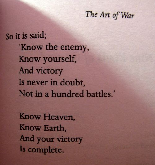 art of war quotes pdf