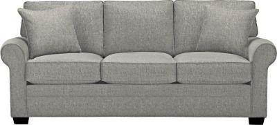 Cindy Crawford Home Bellingham Gray Sofa