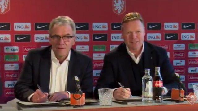 Ronald Koeman, nuevo seleccionador de Holanda https://www.sport.es/es/noticias/futbol-internacional/ronald-koeman-nuevo-seleccionador-holanda-6605664?utm_source=rss-noticias&utm_medium=feed&utm_campaign=futbol-internacional