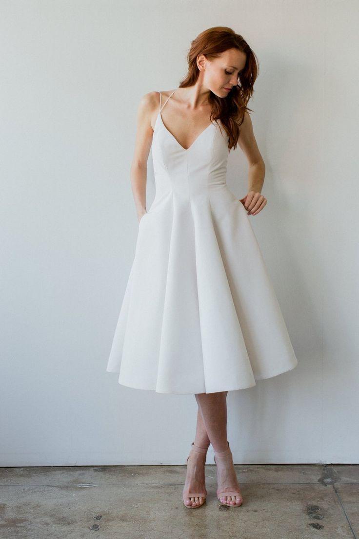 Kleines weißes Kleid – Carol Hannah-17.jpg - Braut Kleiderkurz