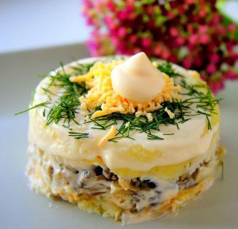 Самая лучшая подборка праздничных салатов! | Naget.Ru