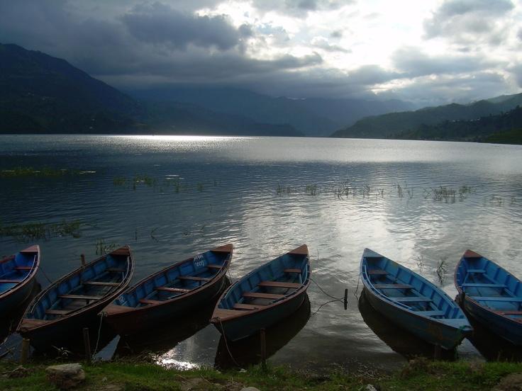 Pokhara's Lake 3