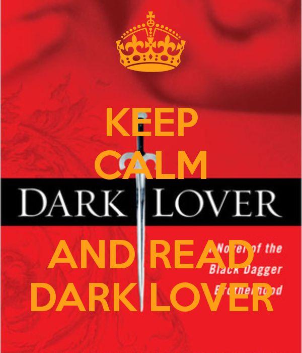 black dagger brotherhood - Dark Lover (Black Dagger Brotherhood #1) by J.R. Ward