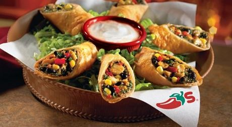 Chili's Southwestern Eggrolls - Chef Pablo's Recipes