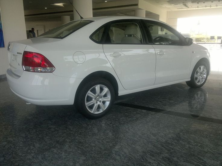 Vento at Volkswagen India Private Limited Pune Office-plant 1343.jpg