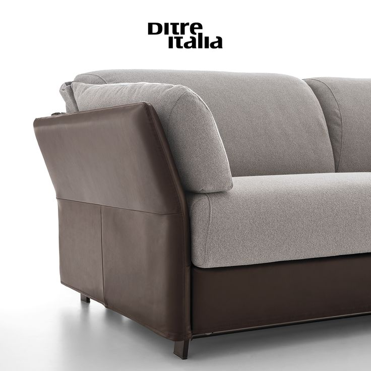 Kanaha transforms itself and becomes bed, maintaining its great contemporary design. / Kanaha si trasforma e diventa letto, senza abbandonare il design contemporaneo e il sapiente mix di materiali diversi.