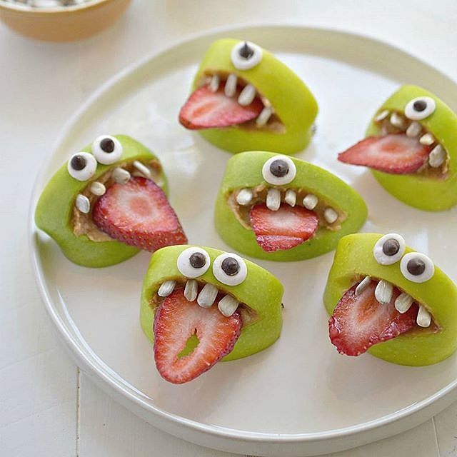 Add a Cute Factor With Apple Bites