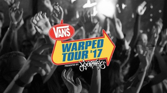 Win A Trip To The Vans Warped Tour (Exp July 7)