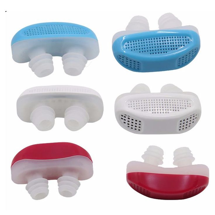 1pc Sleeping Aid Anti-Snoring Stop Nose Grinding Air Clean Filter Air Purifying Apparatus Sleep Care Health Care Hot Selling ($2.74)