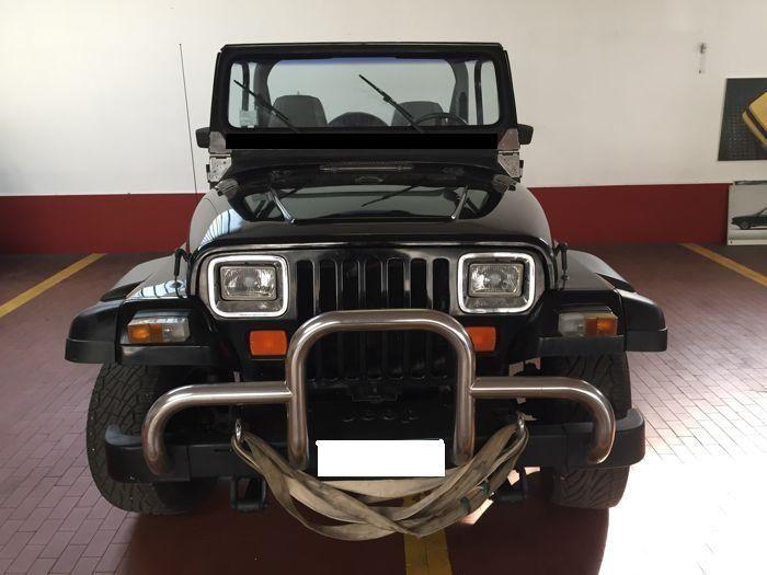 Jeep Wrangler Segunda Mano Coches Jeep Wrangler 2 5 De Ocasion