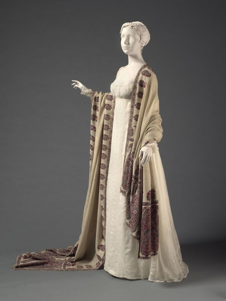 Philadelphia Museum of Art - Collections Object : Woman's Dress - 1805