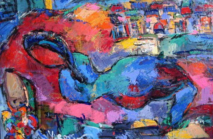 Len Yurovsky Dreaming of Italy