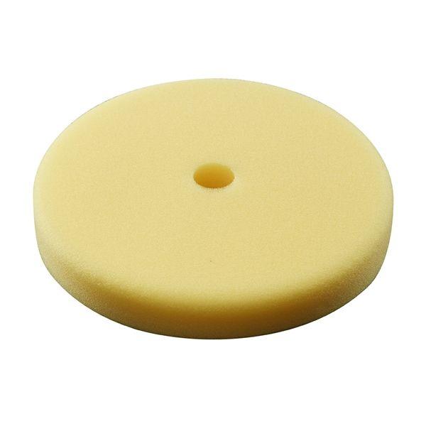 Milwaukee 49-36-5784 7 in. Yellow Foam Finishing Pad 5 Pack