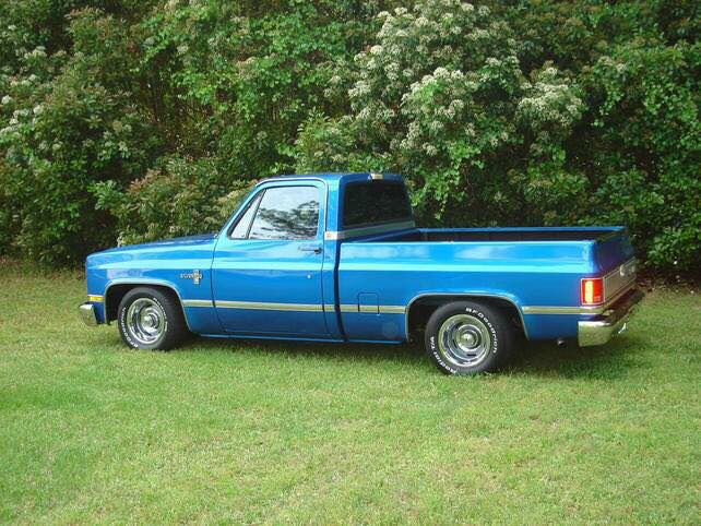 79 Best Images About Chevy Muscle Truck On Pinterest