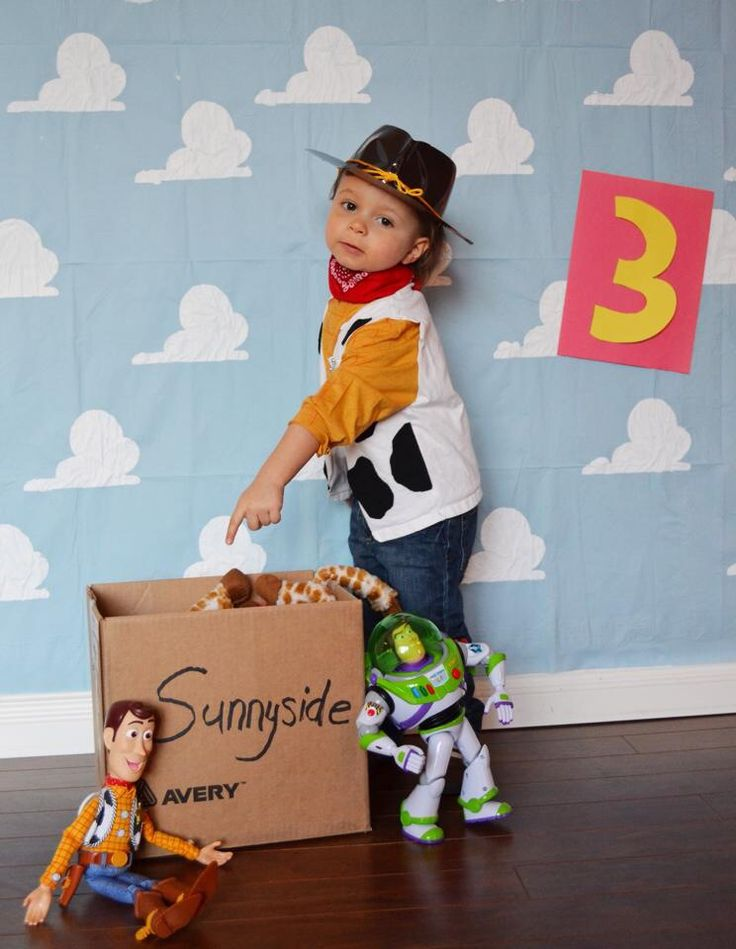Toy Story Birthday picture idea