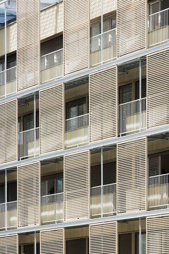 Square Vitruve Paris - atelier du pont
