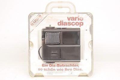 Kaiser Vario Diascop 50 N - Dia-Betrachter Diabetrachter Dia Betrachter -NEU OVP