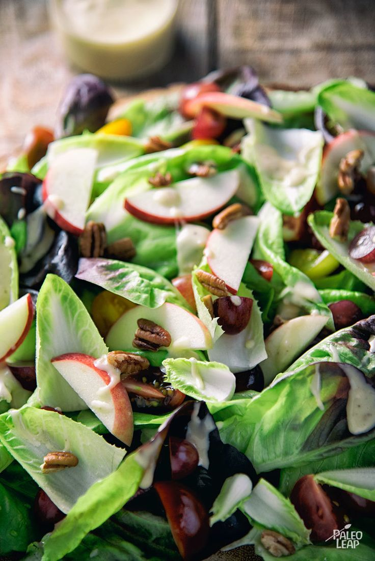 202 best images about Paleo Salad Recipes on Pinterest ...