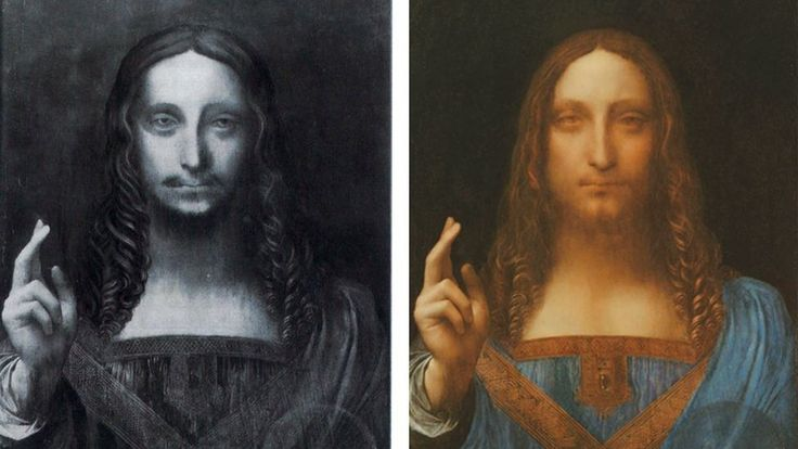 'De Vinci artwork' sells for record $450m https://tmbw.news/de-vinci-artwork-sells-for-record-450m  A 500-year-old painting of Christ believed to have been painted by Leonardo da Vinci has been sold in New York for a record $450m (£341m).The painting is known as Salvator Mundi (Saviour of the World).It is the highest auction price for any work of art and brought cheers and applause at the packed Christie's auction room.Leonardo da Vinci died in 1519 and there are fewer than 20 of his…