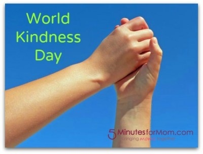 World Kindness Day - Be Kind Every Day