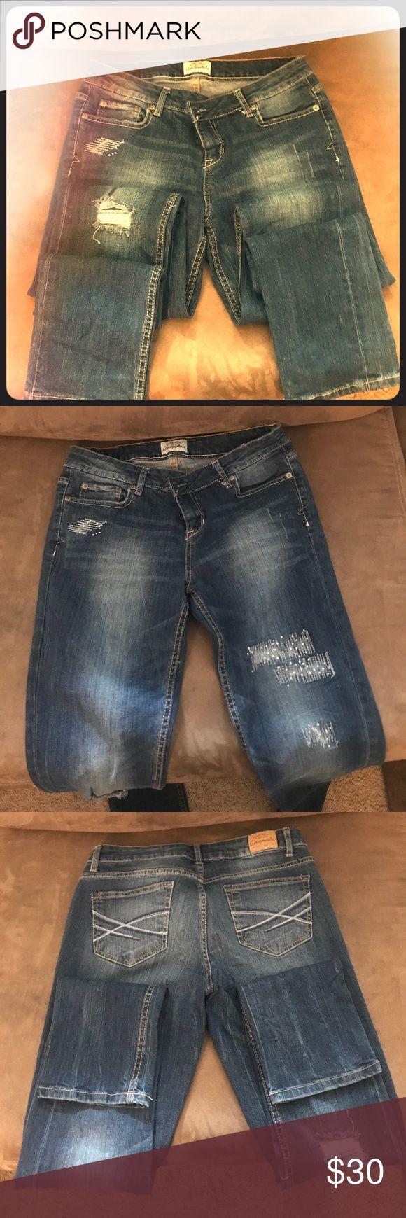 Aeropostale skinny jeans Great looking skinny jean Aeropostale Jeans Skinny