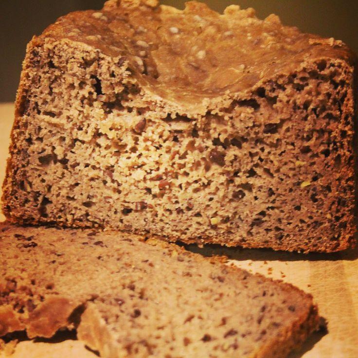 Chleb gryczany / glutenfree bread