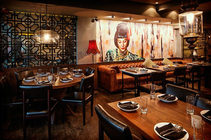 Here's a quick peek at what Mama San Hong Kong looks like!