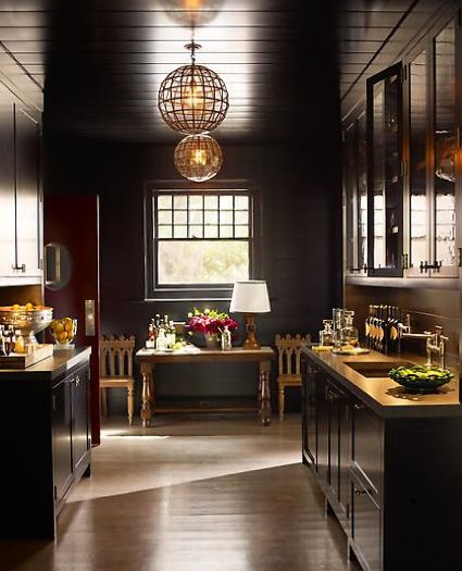 Designer Steven Gambrel S 8 Favorite Kitchen Designs: 102 Best Images About Brown And Bold Kitchens On Pinterest