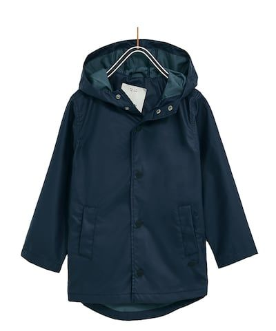 2dc61f63 RUBBERIZED WATER REPELLENT PARKA-JACKETS-BOY   5 - 14 years-KIDS   ZARA  United States