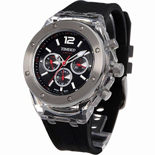 Fashion Sport Watch/Men's Watch/Multifunction watch Leisure/Couples watches-C
