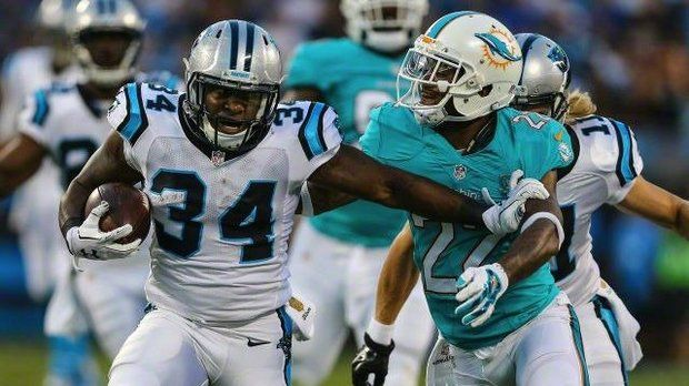 Carolina Panthers Rumors: Jonathan Stewart, Fozzy Whittaker Out ...