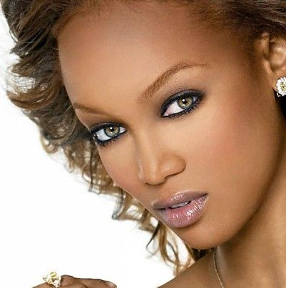 """Tyra Banks Launches Cosmetics Line- http://getmybuzzup.com/wp-content/uploads/2014/10/373475-thumb.jpg- http://getmybuzzup.com/tyra-banks-launches-cosmetics-line/- By Gigi H Tyra Banks announced her new makeup line TYRA Beauty on Friday. """"The creation of my cosmetics experience has been years in the making,"""" Banks tells PEOPLE. """"Do you know how good it feels to finally be able to tell the world why I attended Harvard Business School?! I truly learned how to...- #News, #"""