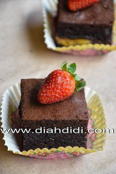 Diah Didi's Kitchen: Butter Cake Coklat Pisang