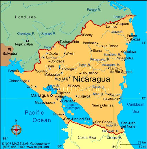 18 Fun & Interesting Facts About Nicaragua