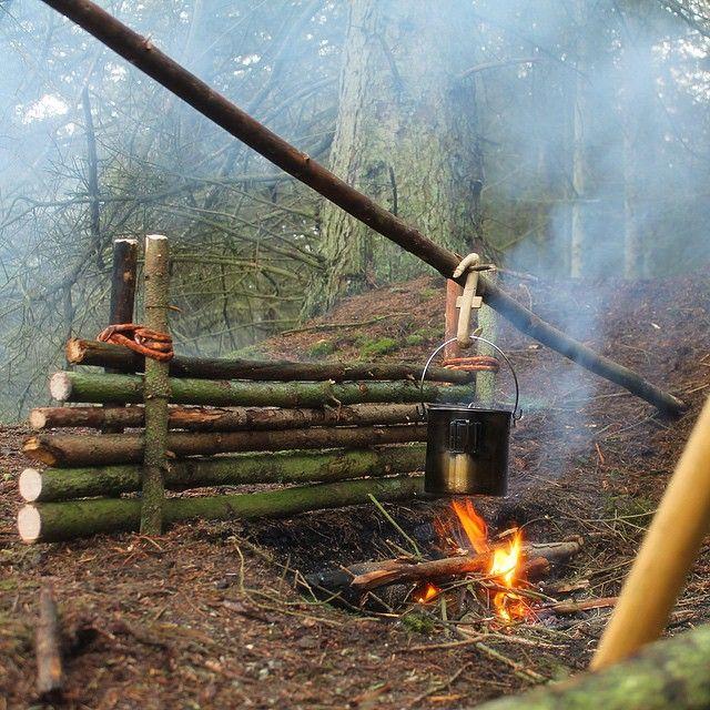 Bushcraft Survival Skills: 1645 Best Images About Bushcraft On Pinterest