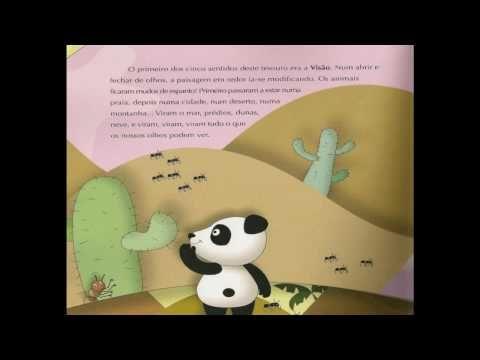 Músicas para o Jardim de infância - 5 Sentidos - YouTube