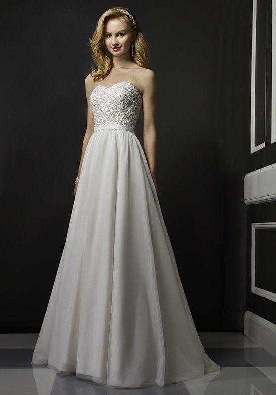 Robert Bullock Wedding Dress   Jayne   http://trib.al/p2IXfzZ