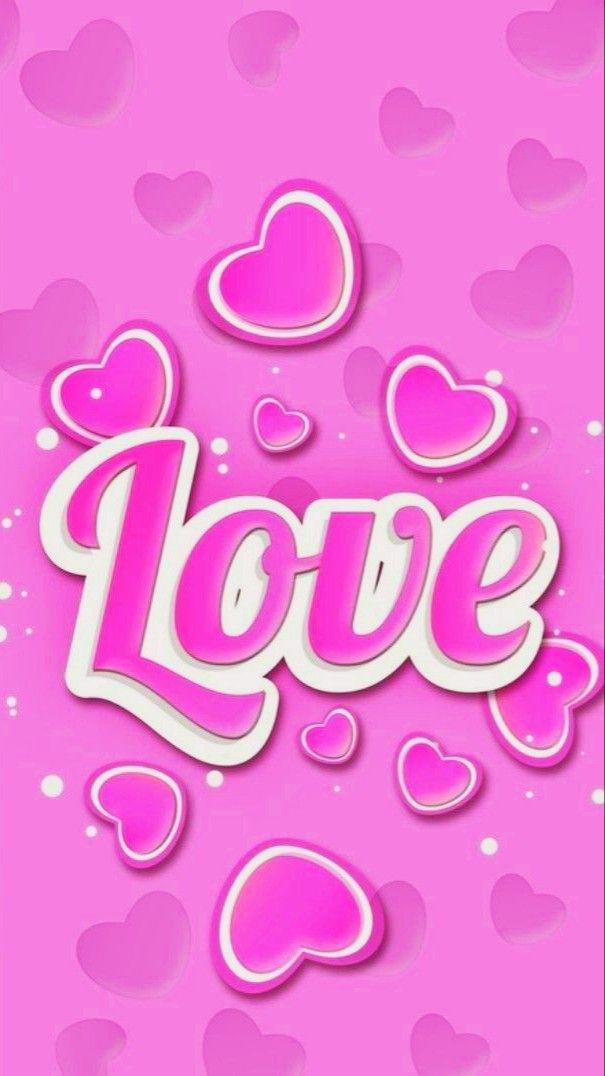 Wallpaper Love Wallpaper Cool Wallpapers Girly Pink Wallpaper Girly