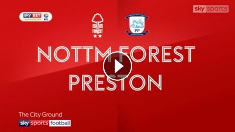 Watch Football Highlights: Nottingham Forest vs Preston 0-3 Highlights Video and All Goals in HD, Sky Bet Championship - 30 January 2018 - Football Vi...
