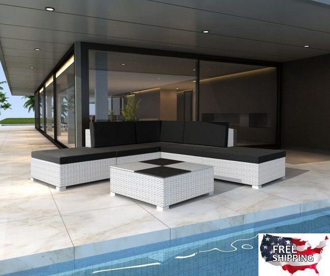 Patio Sets Clearance Pool Lounge Wicker Sofa Coffee Table White - Clearance needed for pool table