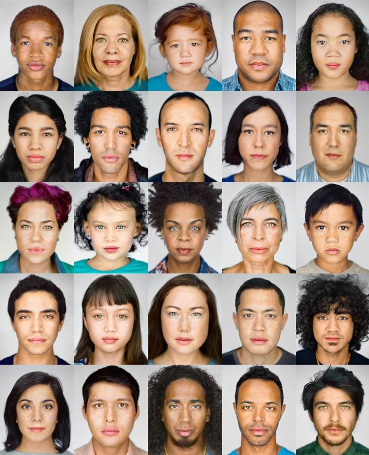 How Americans will Look Like in 2050